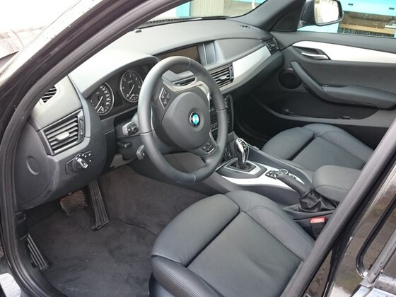 BMW X1 25d (BMW X1 - Baureihe E84)