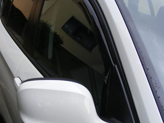 Windabweiser-Fahrer u.Beifahrertür