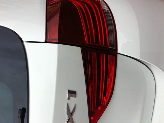 Weißer Blitz (BMW X1 - Baureihe E84)