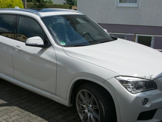 x1 25d-A xDrive (BMW X1 - Baureihe E84)