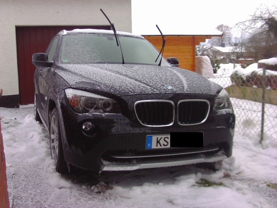 BMW-X1-Winter-Ice-Mobil-Sondereditione