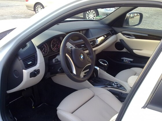 X1 x20dA (BMW X1 - Baureihe E84)