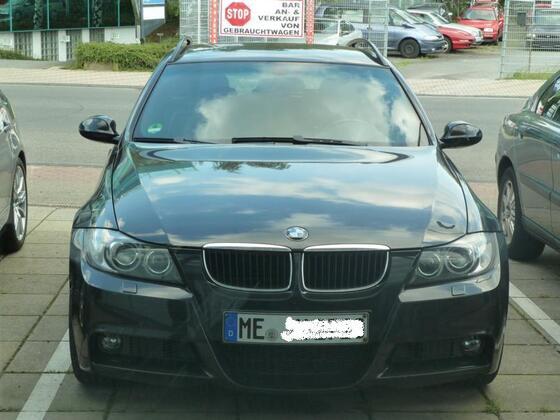 Mein alter E92 / Blacky 2