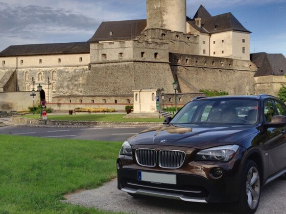Chocolatino (BMW X1 - Baureihe E84)