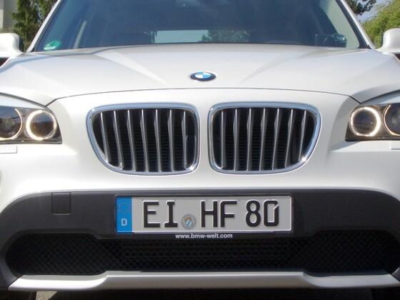 X1 (BMW X1 - Baureihe E84)