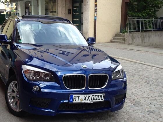 X1 18d sDrive (BMW X1 - Baureihe E84)