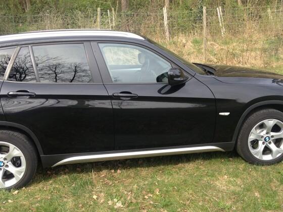 BMW (BMW X1 - Baureihe E84)