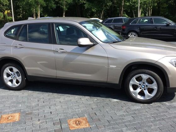 """Mein """"Neuer"""" (BMW X1 - Baureihe E84)"""