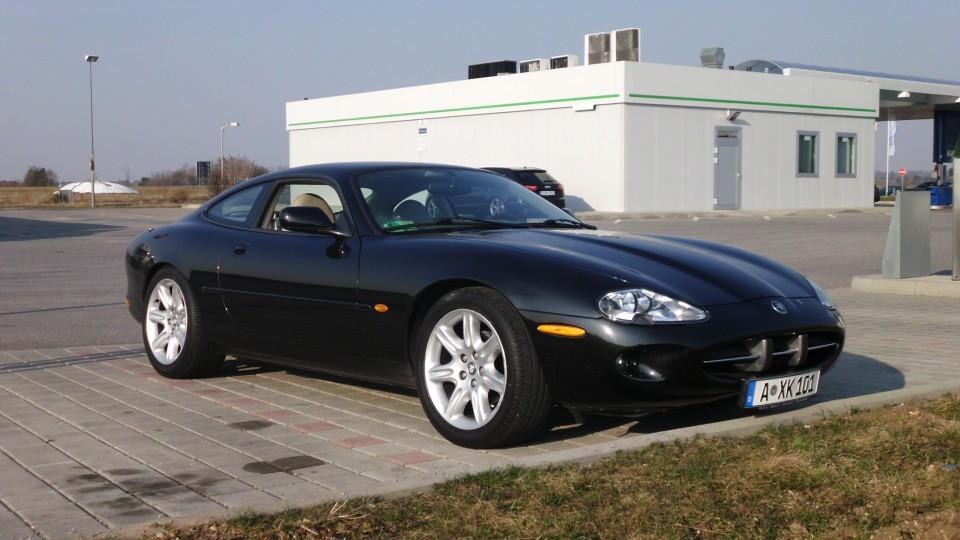 Jaguar XK8 (Fremdfahrzeuge)