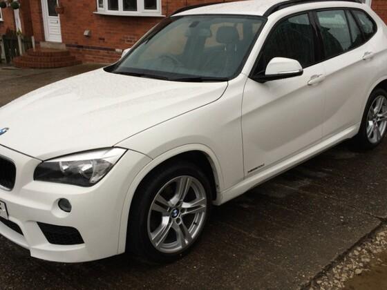 BMW X1 xDrive20d (BMW X1 - Baureihe E84)