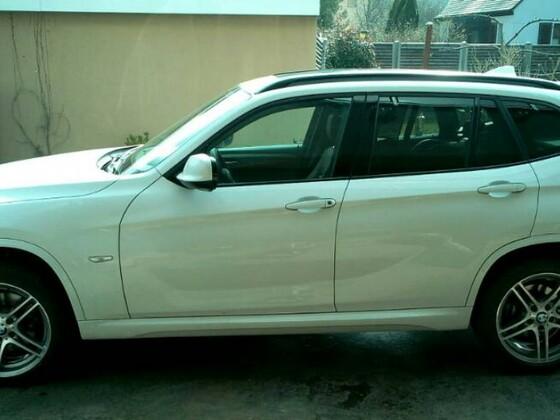 BMW X1 20d (BMW X1 - Baureihe E84)