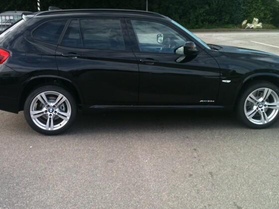 X1 23DA (BMW X1 - Baureihe E84)