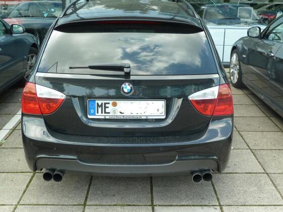 Mein alter E92 / Blacky 2