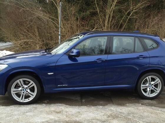 X1 sDrive20dA (BMW X1 - Baureihe E84)