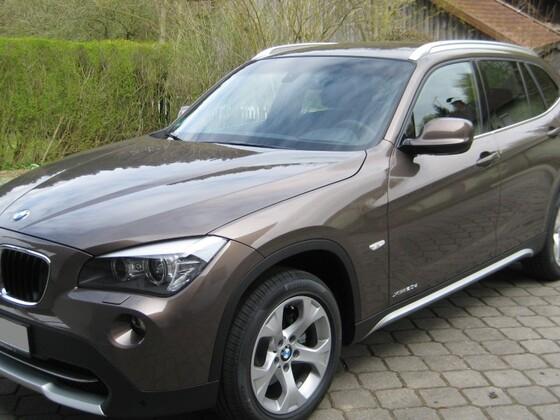 Fliegenfranz seiner (BMW X1 - Baureihe E84)