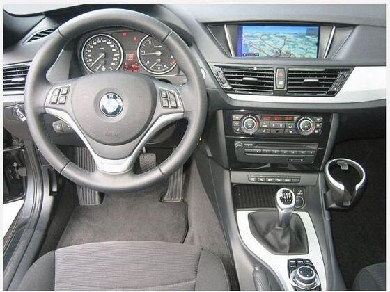 BMW X1 Xdrive 1,8d (BMW X1 - Baureihe E84)