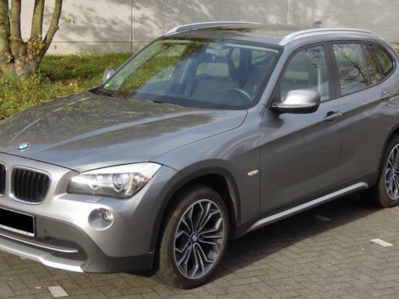 X1 x18d (BMW X1 - Baureihe E84)