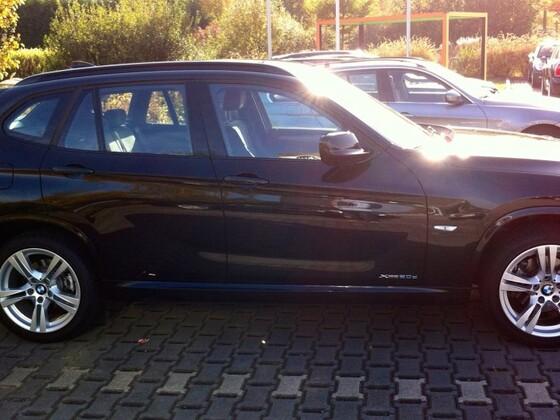 X1 20d Xdrive M-Paket (BMW X1 - Baureihe E84)