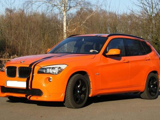 Orange Animal (BMW X1 - Baureihe E84)
